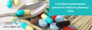 Reimbursement process for Medicare pharmacy claim