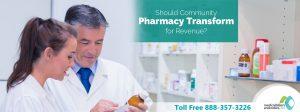 Should Community Pharmacy Transform For Revenue?