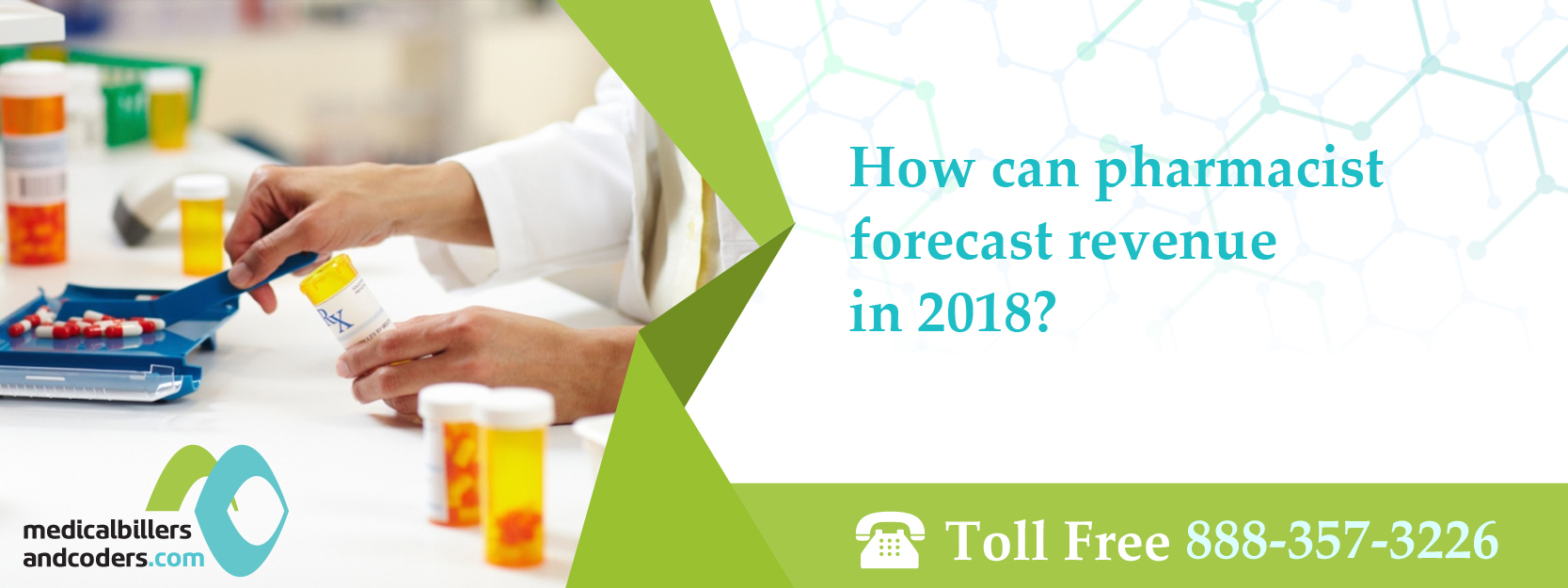 How Can Pharmacist Forecast Revenue In 2018?