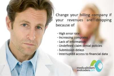 Have You Ever Wondered Why Your Revenue Is Ropping Even After Hiring a Medical Billing Company?