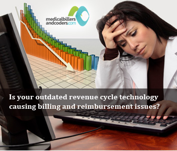Is your outdated revenue cycle technology causing billing and reimbursement issues?