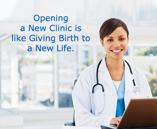 Opening a New Clinic is Like Giving Birth to a New Life