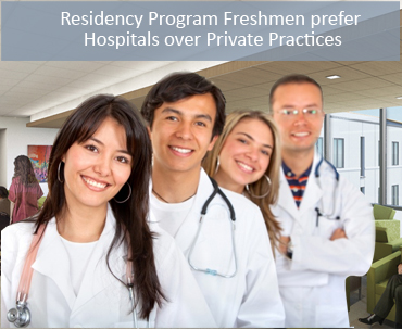 What do Physicians Prefer to Join - Hospitals or Group of Clinics?