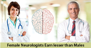 Why Female Neurologists are Paid Lesser than their Male Counterparts?