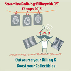 Streamline your Radiology Billing Services with New 2015 CPT Changes