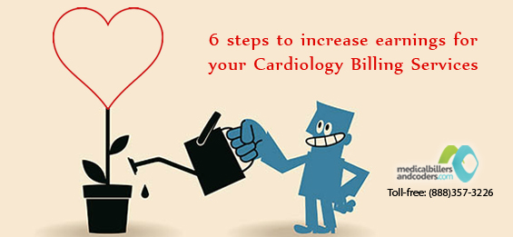 How adapting these basic Cardiology Billing Practices can Generate Highest Revenue
