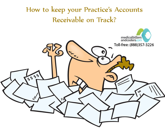 How to keep your Practice's Accounts Receivable on Track