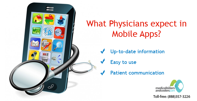 What Physicians expect in Mobile Apps?