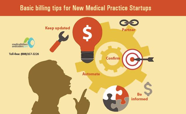 Basic billing tips for New Medical Practice Startups