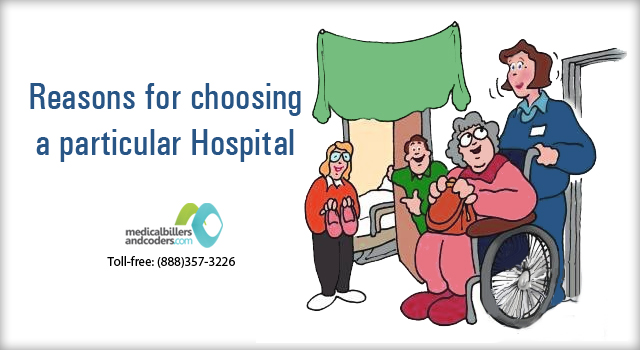 Factors that Influence Patients to choose a Hospital