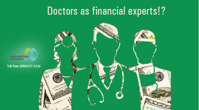 Doctors as financial experts!