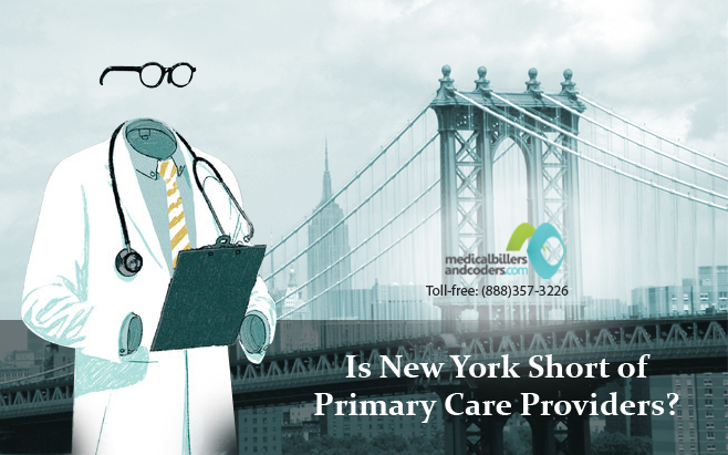 4 Reasons Why New York is Short of Primary Care Providers