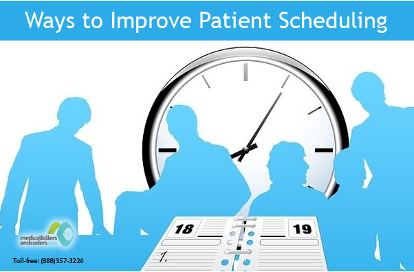 5 Ways to Improve Patient Scheduling