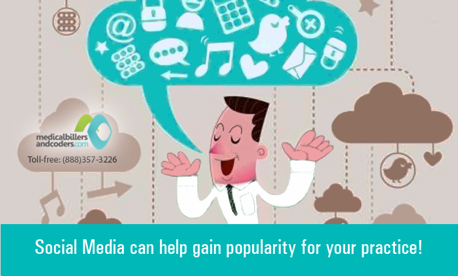 How can Physicians make use of Social Media to Gain Popularity for their Practice?