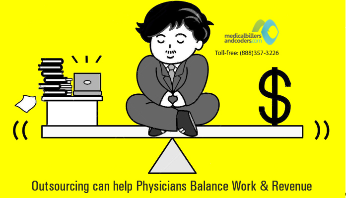 Are Physicians working Hard for Lesser Revenue?