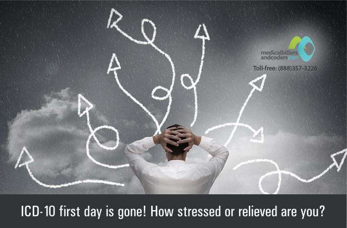ICD-10-first-day-is-gone!-How-stressed-or-relieved-are-you