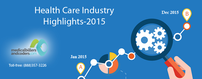 Healthcare Industry Highlights-2015
