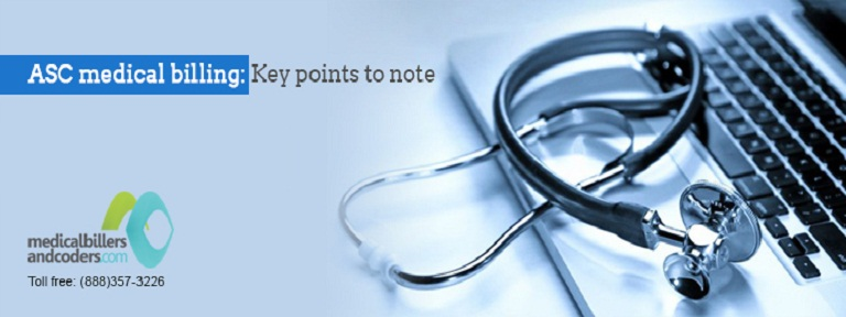 ASC Medical Billing: Key Points to Note