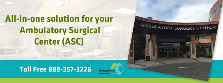All-in-one solution for your Ambulatory Surgical Center (ASC)