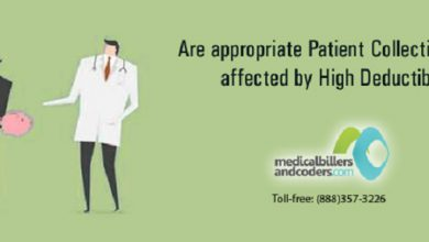 Are appropriate Patient Collections being affected by High Deductibles?