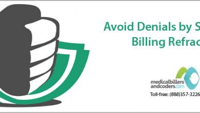 Avoid Denials by Separately Billing Refraction