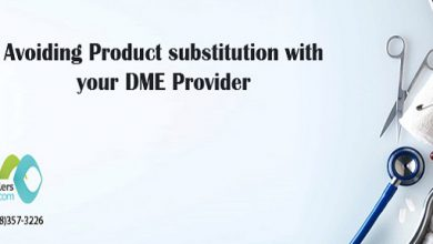 Avoiding Product Substitution with your DME Provider
