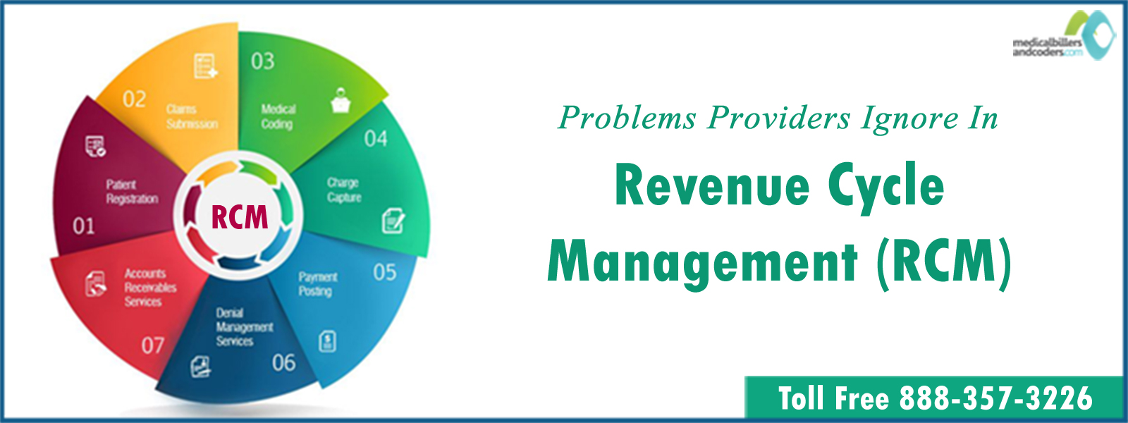 Problems Providers Ignore In Revenue Cycle Management (RCM)