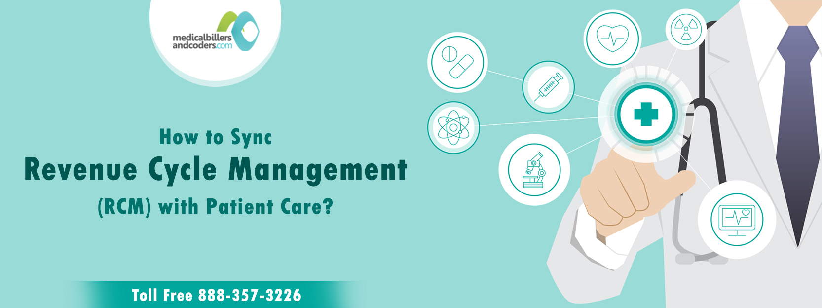 How to Sync Revenue Cycle Management (RCM) with Patient Care?