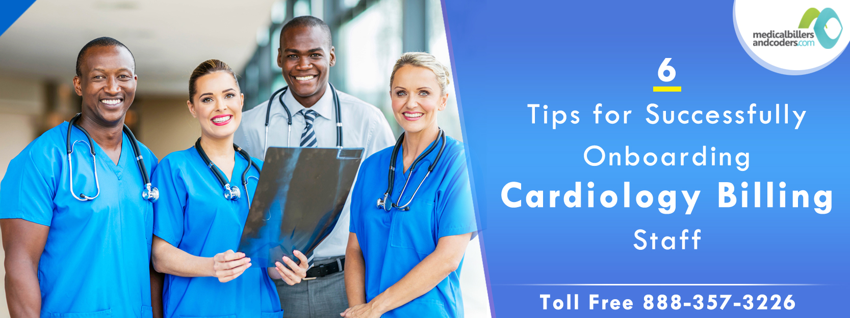 6 Tips for Successfully Onboarding Cardiology Billing Staff