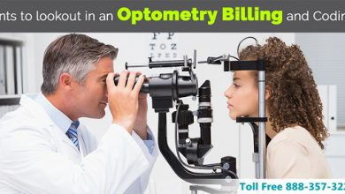 Vital Elements to Lookout in an Optometry Billing and Coding Company