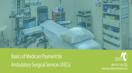 Basics of Medicare Payment for Ambulatory Surgical Services-asc