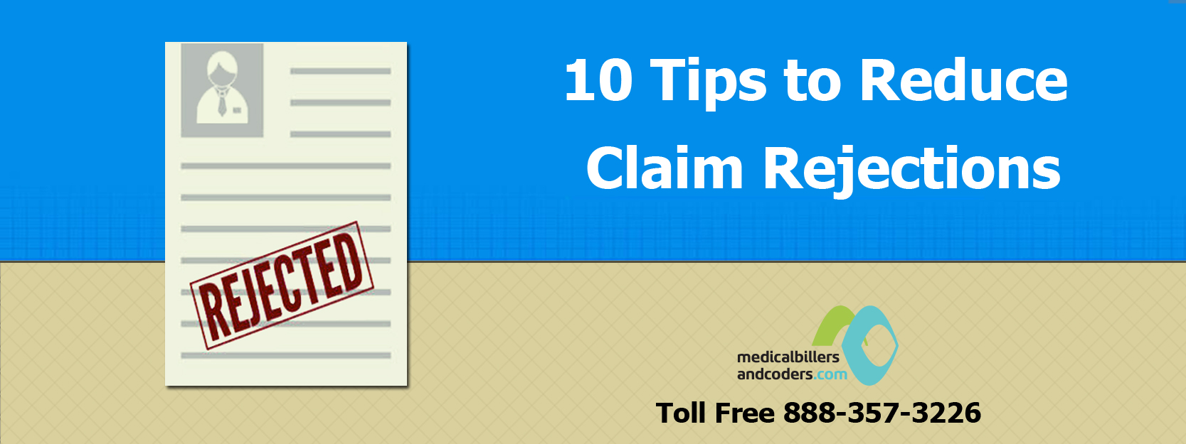 10 Tips to Reduce Claim Rejections