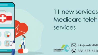 11 new services to the Medicare telehealth services