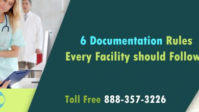 6 documentation rules every facility should follow