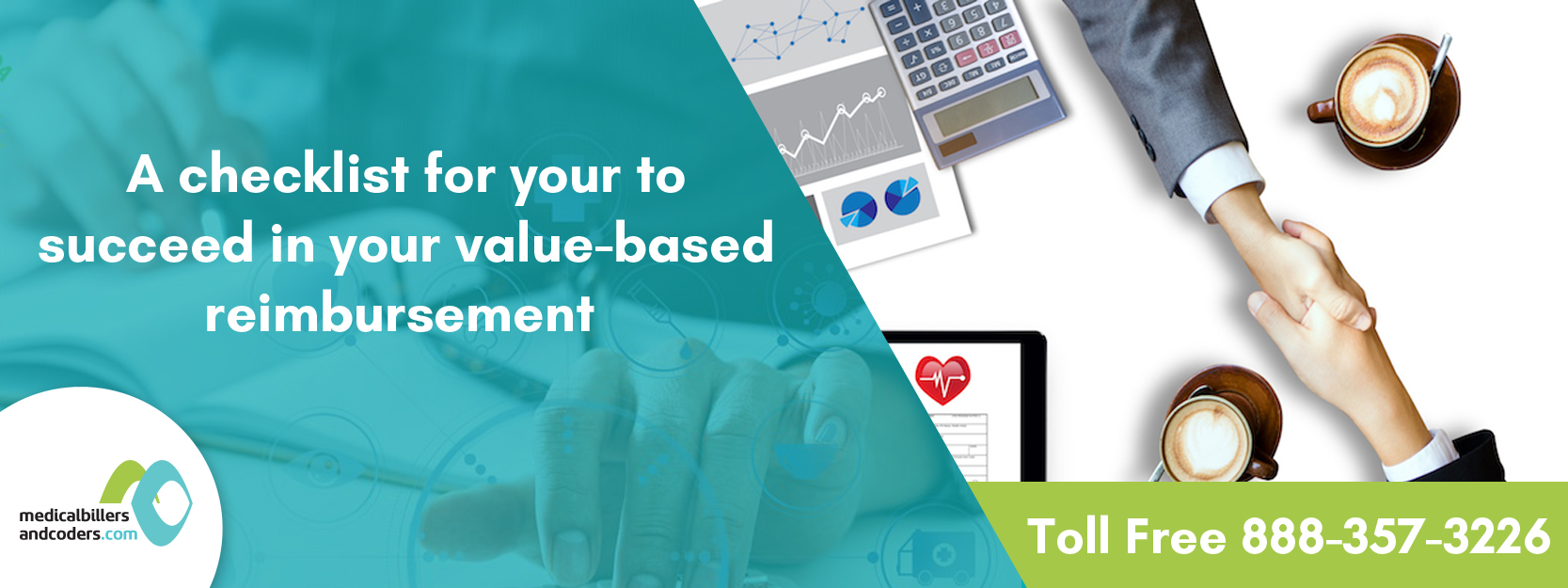 A checklist for your Practice to succeed in your value-based reimbursement