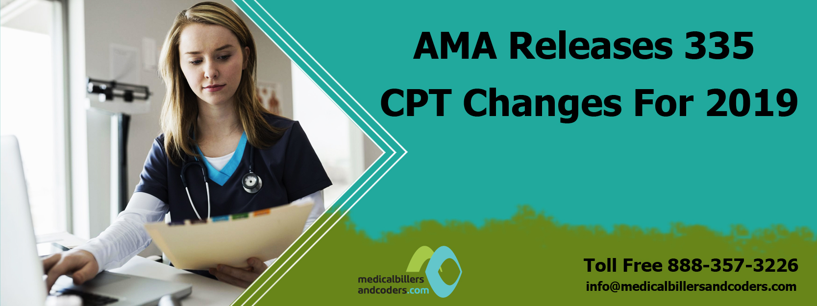 AMA Releases 335 CPT Changes For 2019
