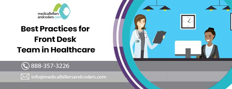 Best Practices for Front Desk Team in Healthcare