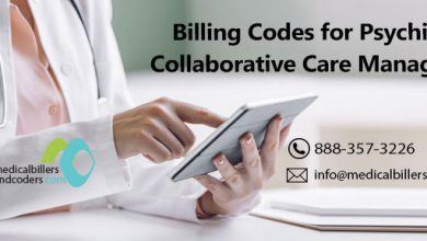 Billing Codes for Psychiatric Collaborative Care Management