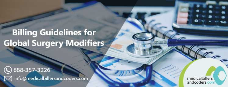 Billing Guidelines for Global Surgery Modifiers