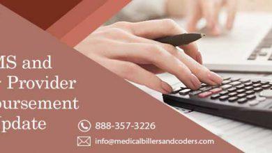CMS and CDC - Provider Reimbursement Update