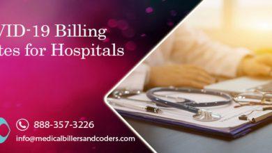 COVID-19 Billing Updates for Hospitals