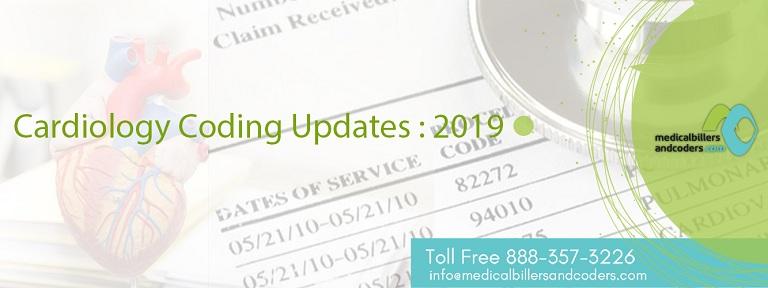 Cardiology Coding 2019 Updates