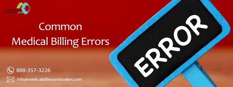 Common Medical Billing Errors