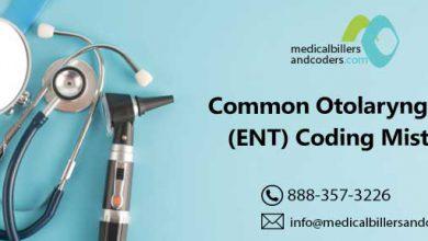 Common Otolaryngology (ENT) Coding Mistakes