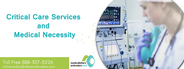 Critical Care Services and Medical Necessity