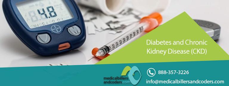 Diabetes and Chronic Kidney Disease (CKD)