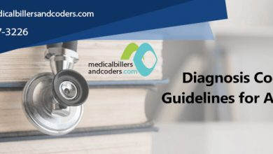 Diagnosis Coding Guidelines for Aftercare