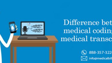 Difference between medical coding and medical transcription