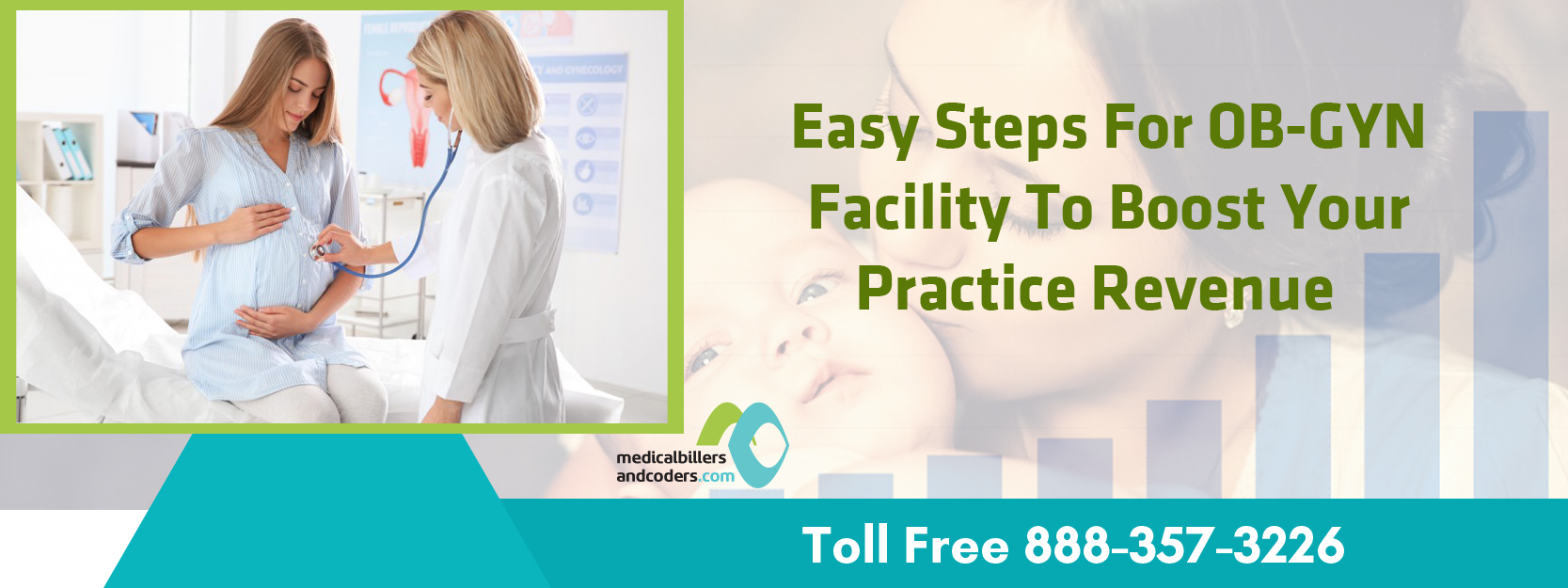 Easy Steps for OB GYN Facility to Boost Your Practice Revenue