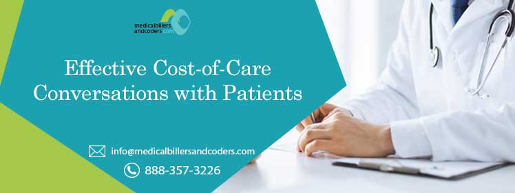 Effective Cost-of-Care Conversations with Patients